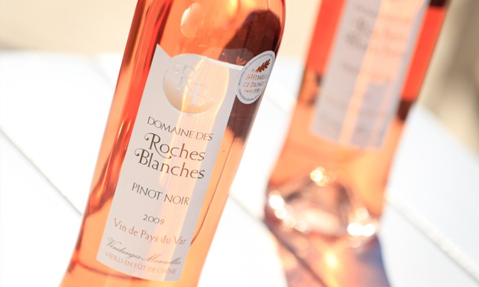 Domaine les Roches Blanches