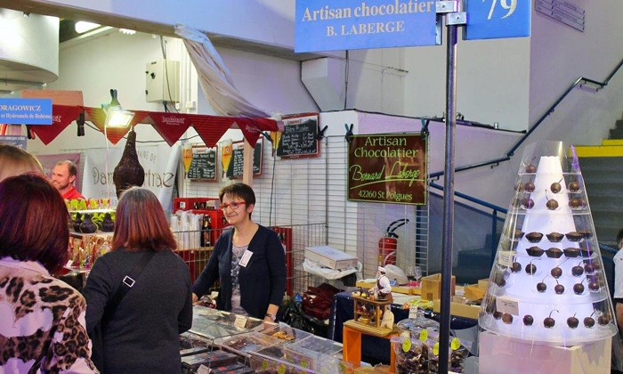 Chocolaterie Artisanale  B. Laberge