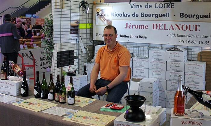 M. Delanoue Jérôme